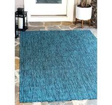 unique loom 5 x 8 outdoor rug 6 carpet light gray area