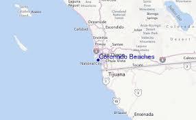 Coronado Beaches Surf Forecast And Surf Reports Cal San