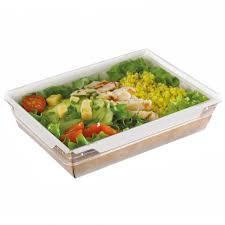 Boite Fusion - Le Bon Emballage alimentaire jetable