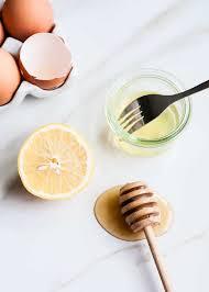 egg white natural face lift