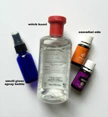 spray recipe