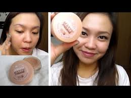 Maybelline Dream Matte Mousse Foundation First Impression Review Tagalog