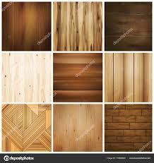 Wooden Floor Tile Set Stock Vector macrovector 179580848