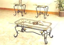 oval glass and iron coffee table round glass and iron coffee table round glass coffee table