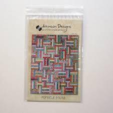 Popsicle Sticks Quilt Pattern | Blogandmore & Amazing Popsicle Sticks Quilt Pattern 10 Adamdwight.com