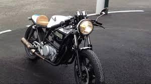 honda cb450s cbs cb 450 s 1986 café racer egerie moto