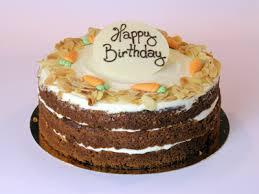 Carrot Cake Celebration Cake Le Papillon Patisserie