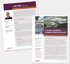 Ssoe Case Study In Website Business Marketing Materials