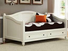 White Wood Daybeds Home Designs Insight Rustic Wood Daybed Ideas