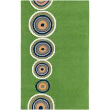 paislee grass green 8 ft x 10 ft area rug
