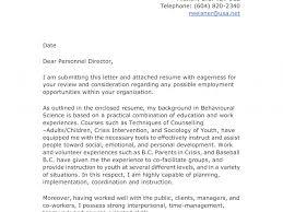 Sensational Design Child Care Cover Letter 1 For Resume Cv