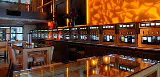 bar interiors design. Bar Interiors Design Sleek And Chic Wine Interior Of Andaz Hotel San Diego Remodelling A