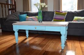 painted coffee table ideasCoffee Table Marvelous blue coffee table designs Blue Distressed