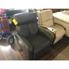 criss leather power recliner with power headrest and usb power chrissy leather recliner macy s furniture