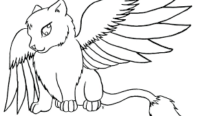 Cat Traceable Coloring Pages Print Coloring Coloring Pages Cat Free