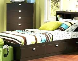 Twin Xl Bed Frame With Headboard Twin Bed Frame With Storage Twin ...