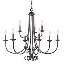 westmore lighting weatherly 9 light oil rubbed bronze candle chandelier