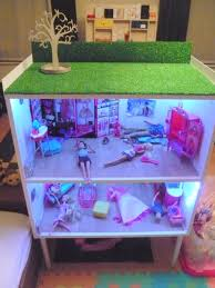 make your own barbie furniture. Build Your Own Barbie Dollhouse Vintage Doll House With Make Furniture