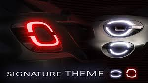 Fiat 500x Led Lights 2019 Fiat 500x Facelifted To Match The 2019 Jeep Renegade