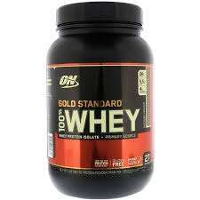 optimum nutrition gold standard 100 whey chocolate hazelnut 2 lb 907 g