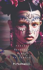 Mac Cosmetics Halloween Face Charts Makeup Trends 2016 2017 Review Mac Cosmetics Parade