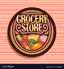 Grocery Store Logo Design Logo For Grocery Store