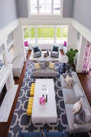 Large Living Room Furniture The 25 Best Ideas About Long Living Rooms On Pinterest Long