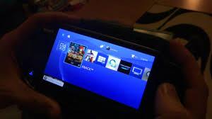 Remote Play 4764 Miles Away Vita to PS4 Knack Lag Test