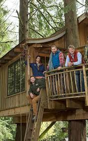The Treehouse Guide  Tree House Book Reviews USATreehouse Builder Pete Nelson