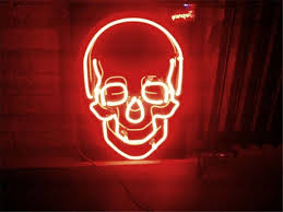 haunted house lighting. Haunted House SKULL Cranial Neon Light Sign Display Beer Bar Pub Club Haunted House Lighting U