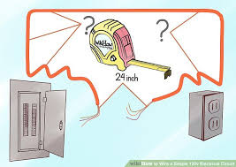 how to wire a simple 120v electrical circuit (with pictures) Basic Outlet Wiring image titled wire a simple 120v electrical circuit step 4 basic outlet wiring diagrams