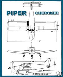 piper pa 28 cherokee 140 150 160 parts service manual s for 00004