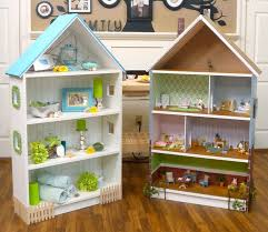 make your own doll furniture. dollhouse bookcase beach cottage brick row house u2014 cute ikea hack make your own doll furniture u