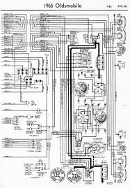 automotive car wiring diagram page 126 wiring for 1965 oldsmobile f 85 part 2