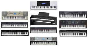Digital Piano Comparison Chart The Top 10 Best Digital Pianos On The Planet The Wire Realm