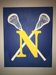 Lacrosse Shaft Tape Designs Lacrosse Canvas Painting Lacrosse Canvas Team Gifts