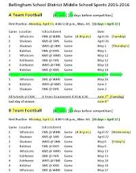 Team Snack Schedule Template Baseball Schedule Template