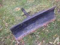 atv garden plow. atv or garden tractor snow plow - $100 (sumner ia) atv