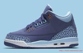 Released Nike Air Jordan 3 Retro Gg Gs Dk Purple Dust Atomic