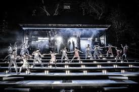 Evita Tickets Regents Park Open Air Theatre London Uk