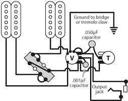 wiring a dual humbucker tele telecaster guitar forum