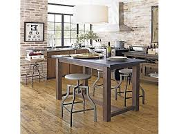 Furniture: Counter Height Island Table Unique Counter Height Kitchen Table  Island Home Design Ideas -