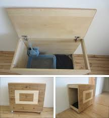 cat litter box furniture diy. interesting cat diy modern litter box hider throughout cat furniture diy