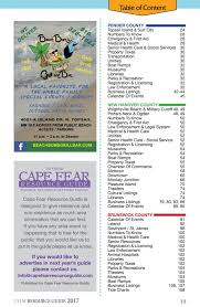 Cape Fear Resource Guide