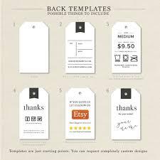 Clothing Tags Handmade Tag Product Tags Logo Hang Tags