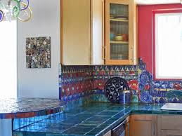 Colorful Kitchen 30 Colorful Kitchen Design Ideas From Kitchen Colors Wall Tile