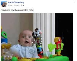 Facebook Starts Supporting Animated GIFs - Forbes via Relatably.com