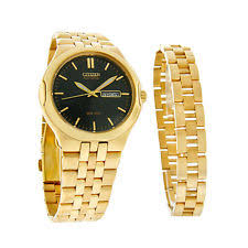 citizen eco drive corso citizen eco drive mens corso black gold tone dress watch bm8402 62e