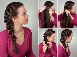Jednoduché účesy Pro Dlouhé Vlasy
