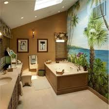 Magnificent Tropical Bird Bathroom Decor Ideas Wall Best Images On ...